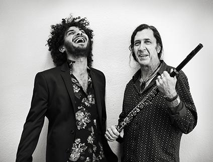 Jorge Pardo & Lin Cortés web