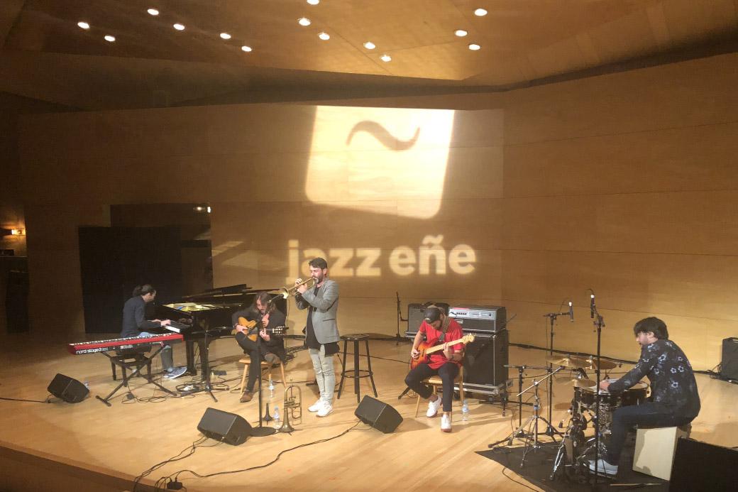 banda jazzene web enrique